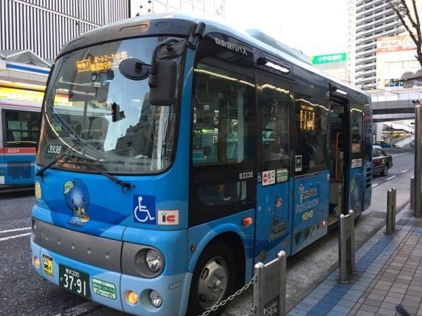 よこすか満喫きっぷで京急バスに乗れる