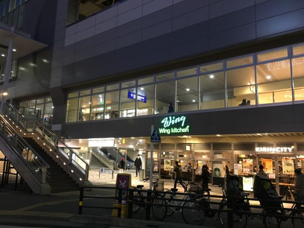 你好本店へは京急蒲田からアクセス