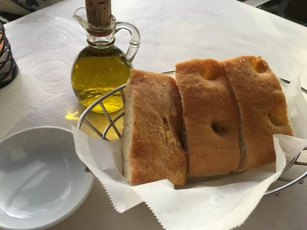 アランチーノ・ディマーレのパン
